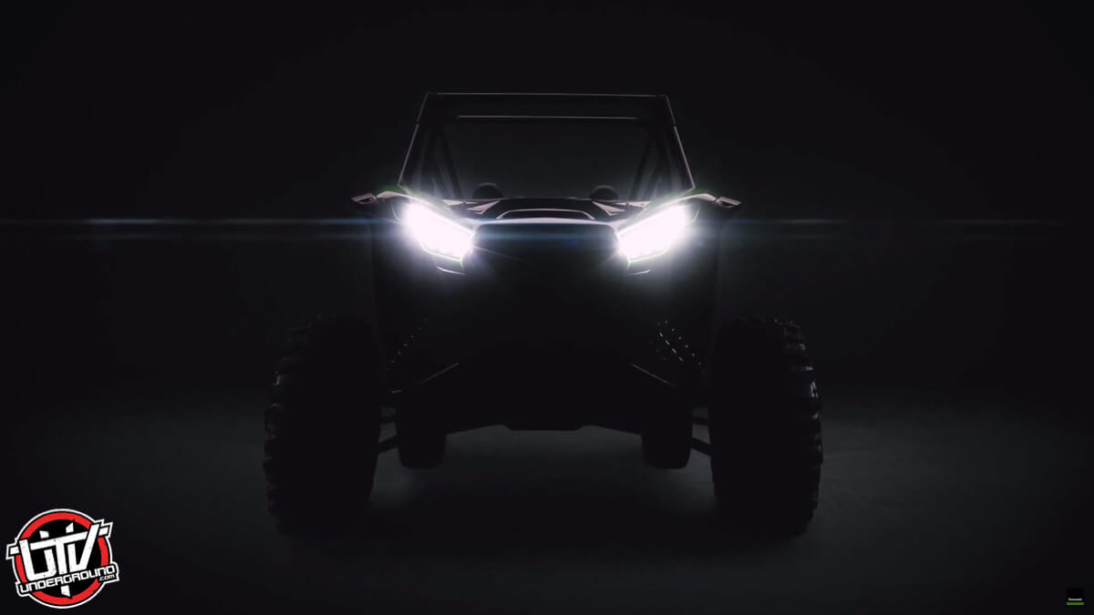 2020 Kawasaki Sports Model Teaser