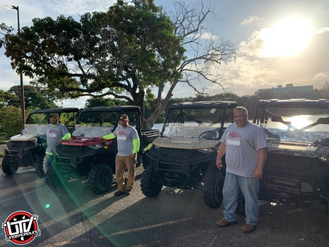 Polaris RANGER Deploys Vehicles to Support Team Rubicon in Recovery Efforts in the Bahamas Following Hurricane Dorian