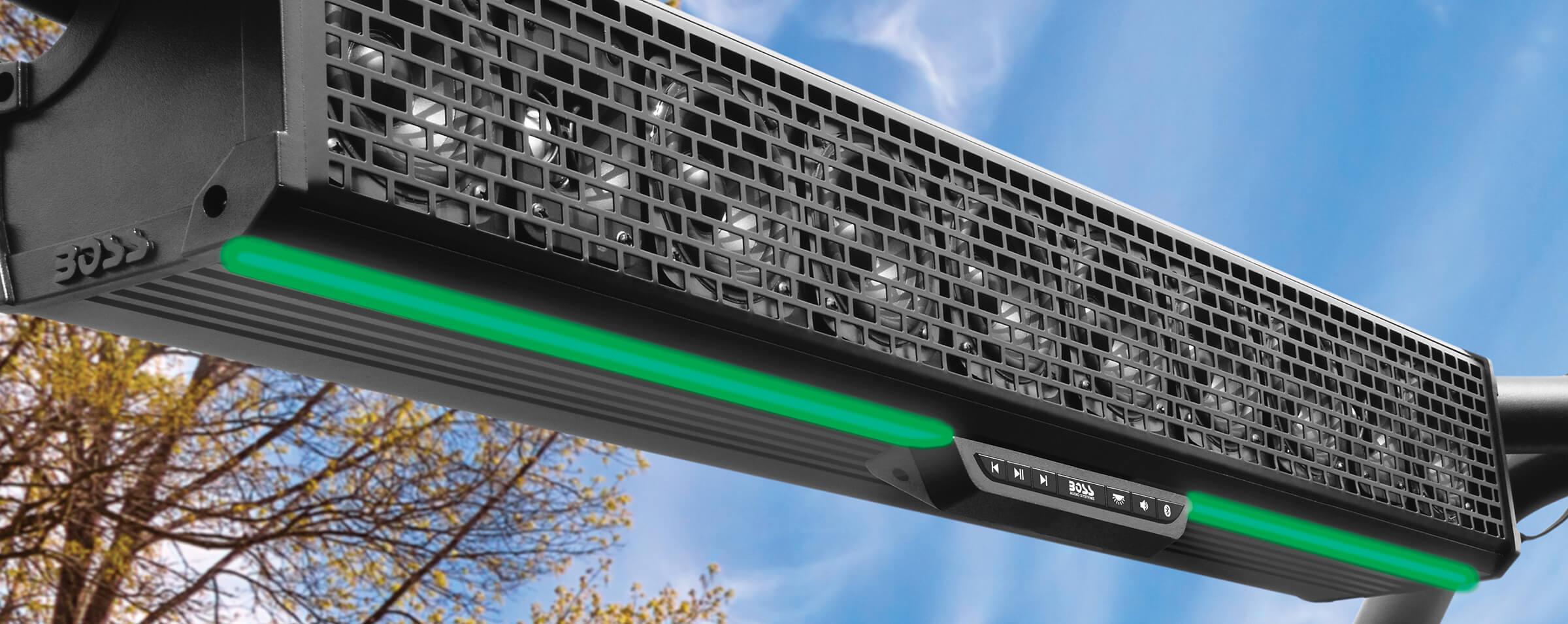 BOSS Audio BRT34A Weather Resistant Soundbar