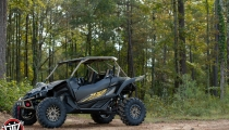 Ripping the trails of Alabama with Yamaha YXZ XT-R