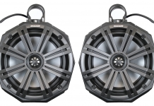 SSV Works US2-C8U universal 8 inch cage pod speaker enclosure