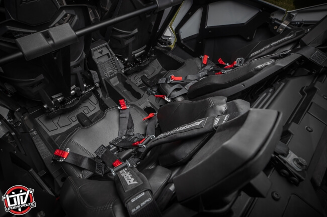 2020 Polaris RZR PRO XP 4 Back Seats