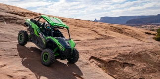 Tackling Moab with the 2020 Kawasaki Teryx KRX 1000