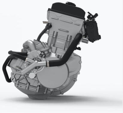 2020 Segway 1000cc Combustion Engine