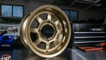 Method Race Wheels All New UTV Side by Side 410 Wheel in Gold