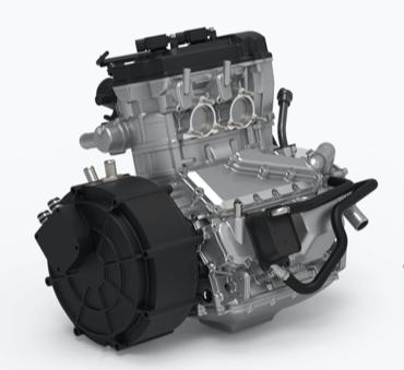 Segway 1000 cc Hybrid Engine