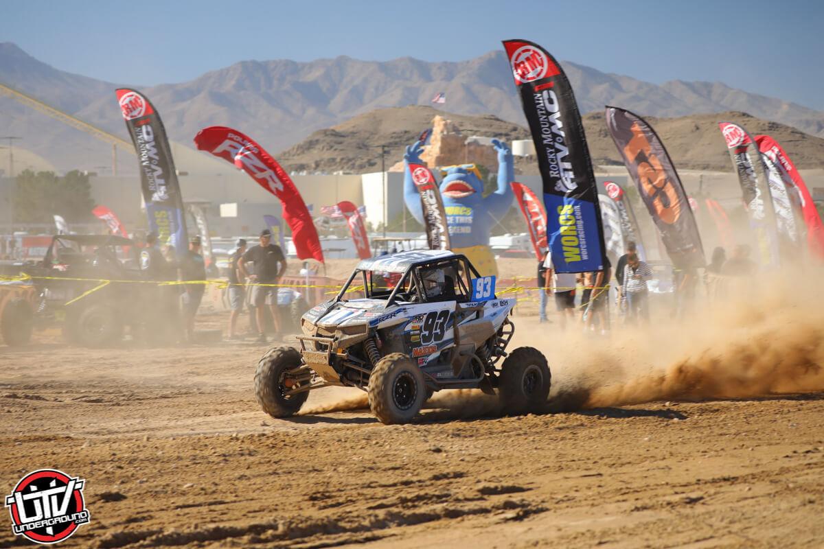 WORCS Primm Race Matt Hancock