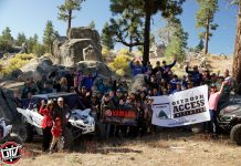 Yamaha Employees Donate Time for Public Lands Rehabilitation Projects