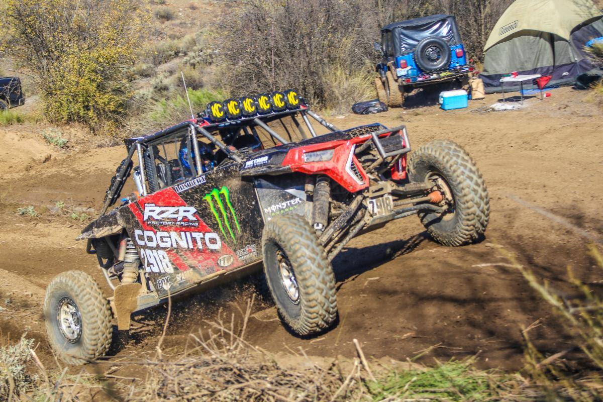 Justin Lambert at 2019 Baja 1000