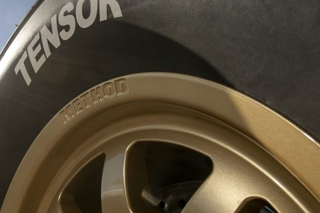 Method Race Wheels UTV Side by Side 410 Gold Lip