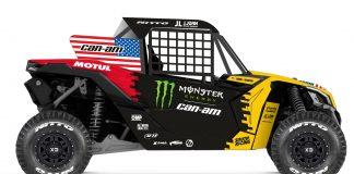 Motul South Racing Can-Am Factory Team