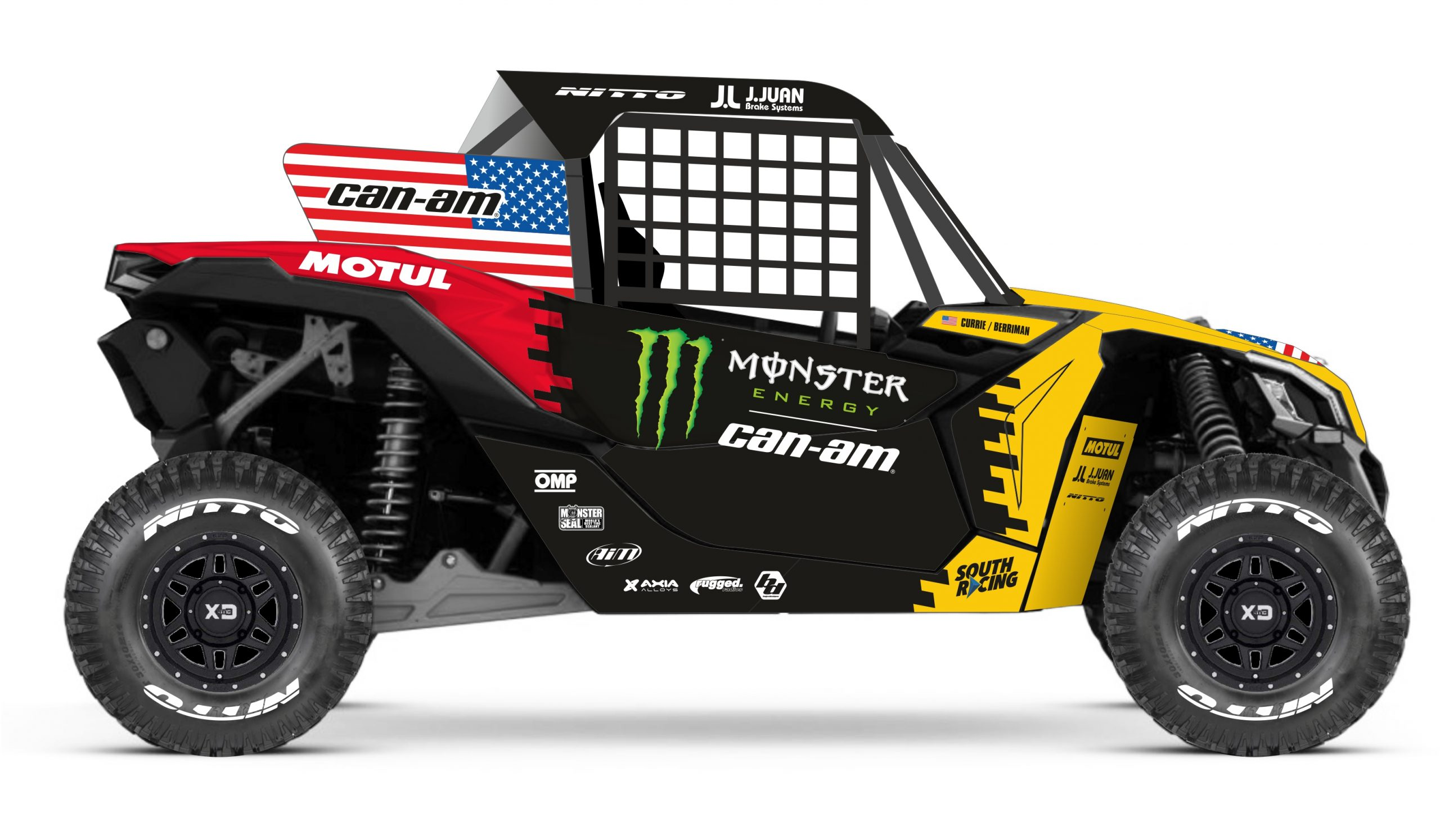 Motul South Racing Can-Am Factory Team