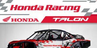 team honda talon factory racing announces drivers for 2020