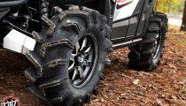 Yamaha Accessories MSA Wheels with MotoBoss Tires