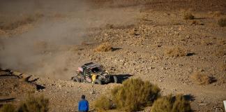 2020 Dakar Rally Stage 3 Neom Loop Casey Currie