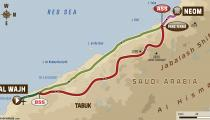 Stage 2 - Al Wajh to Neom Route