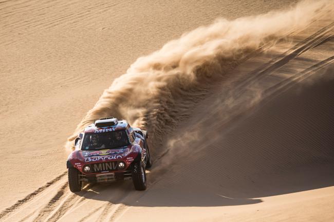 2020 dakar rally stage 8 Stephane Peterhansel