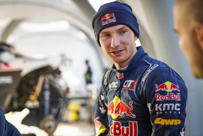 Guthrie Mitchell (usa), OT3, Red Bull Offraod Team USA, SSV, portrait during Stage 8 of the Dakar 2020 between Wadi Al-Dawasir and Wadi Al-Dawasir, 713 km - SS 474 km, in Saudi Arabia, on January 13, 2020 - Photo Florent Gooden / DPPI