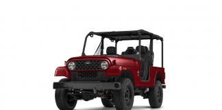 2020 Roxor Molton Red