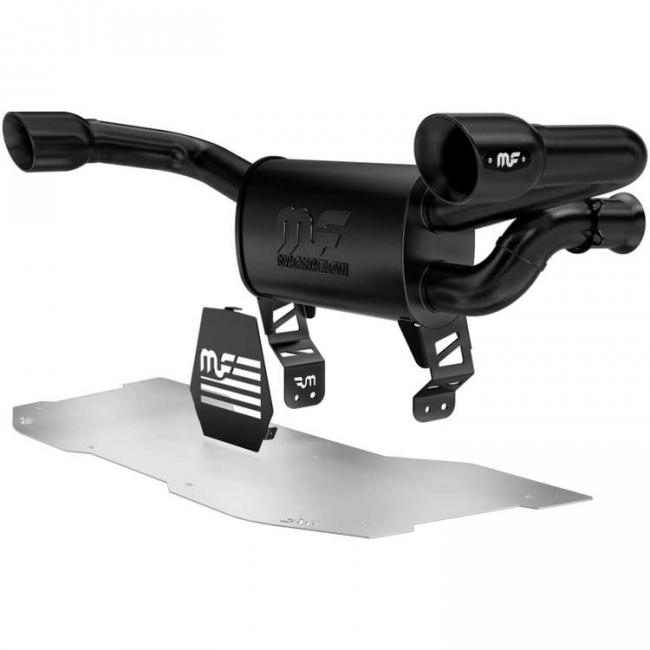 Magnaflow Cat Back Exhaust for the Can Am Maverick X3