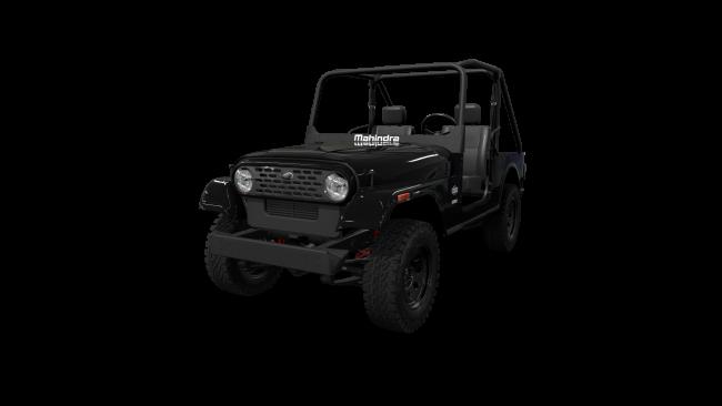 2020 Roxor Jet Black