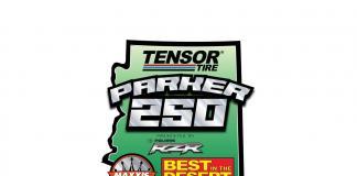 best in the desert tensor tire parker 250 2020 logo
