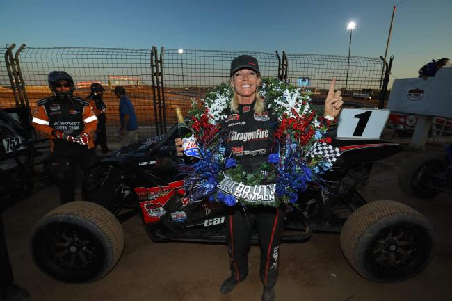 Cory Weller - Can-Am Racer - LOORRS Champion
