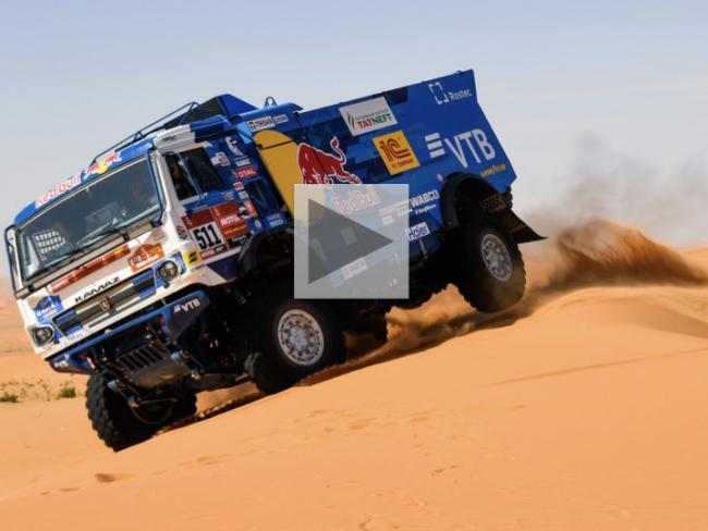 Dakar rally 2020 red bull desert wings stage 6