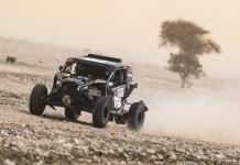 2020 Qatar Cross Country Rally Austin Jones Win Two Stages1