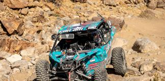 Hunter Miller 2020 UTV King of the Hammers Champion
