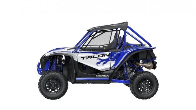 Honda Talon 1000X FOX Live Valve Studio