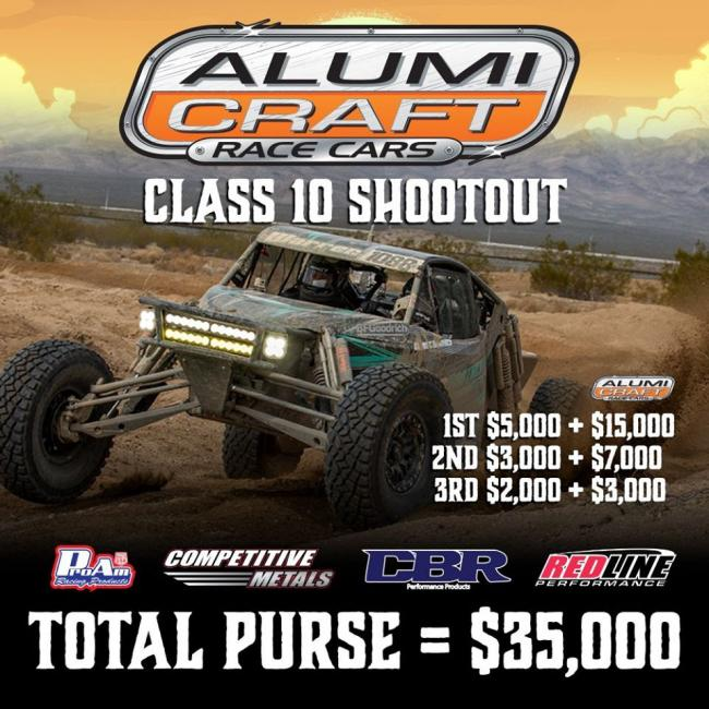 35000 Up For Grabs at the Alumi Craft Class 10 Shootout 1