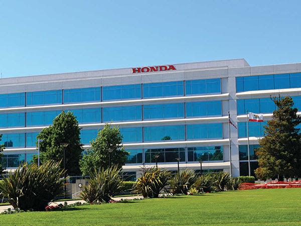 American Honda Motor Building