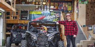 Travis Pastrana joins Can-Am