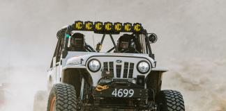 Jesse Haines ROXOR Wins 4600 class at the 2020 King of the Hammers