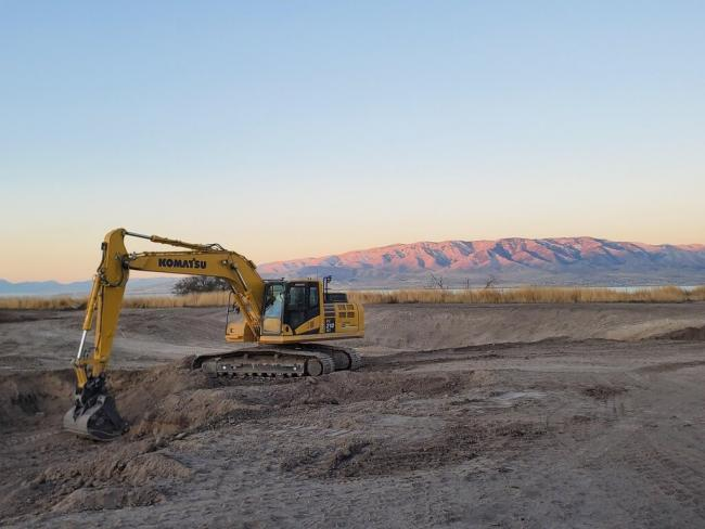komatsu equipment joins the mint 400 2