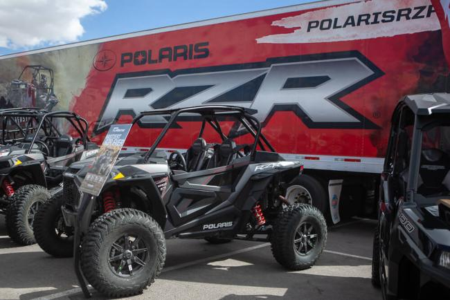 polaris rzr to serve as supporting sponsor of the 2020 mint 400 3