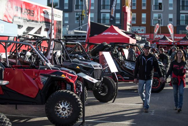 polaris rzr to serve as supporting sponsor of the 2020 mint 400 4