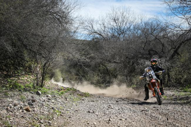 2020 Sonora Rally Stage 2 16