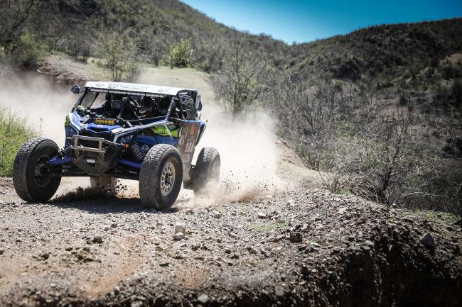 2020 Sonora Rally Stage 2 17