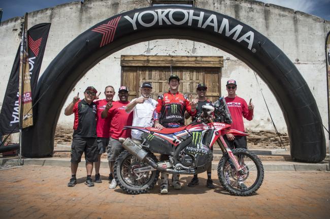 2020 Yokohama Sonora Rally ASO Dakar Rally10