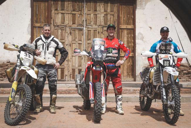 2020 Yokohama Sonora Rally ASO Dakar Rally9