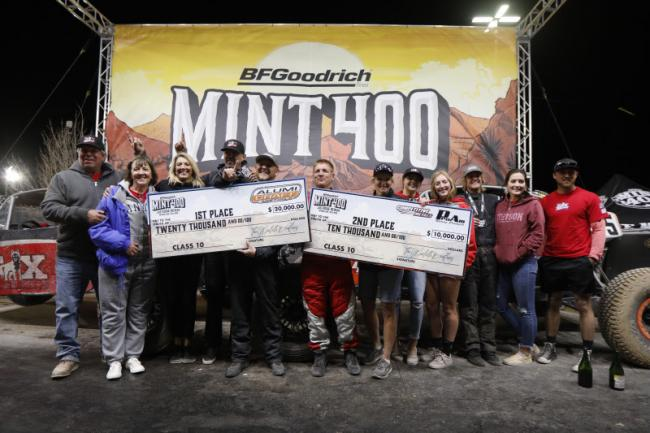 Alumi Craft Racers Cash In and Sweep The Mint 400 Podium With Preston Brigman Seizing Victory Photo By Bink Designs2