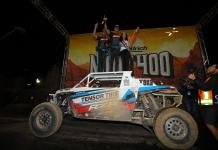 Branden sims 2020 bfgoodrich tires mint 400 limited race winner 2