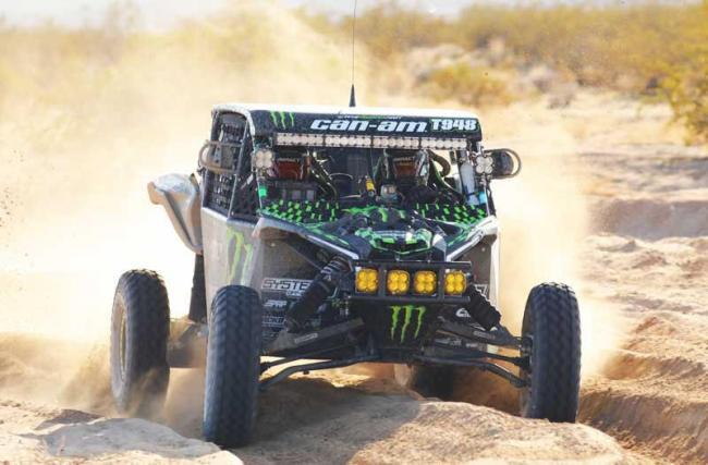 Monster Matt Burroughs Chooses System 3 RT320 Tires1
