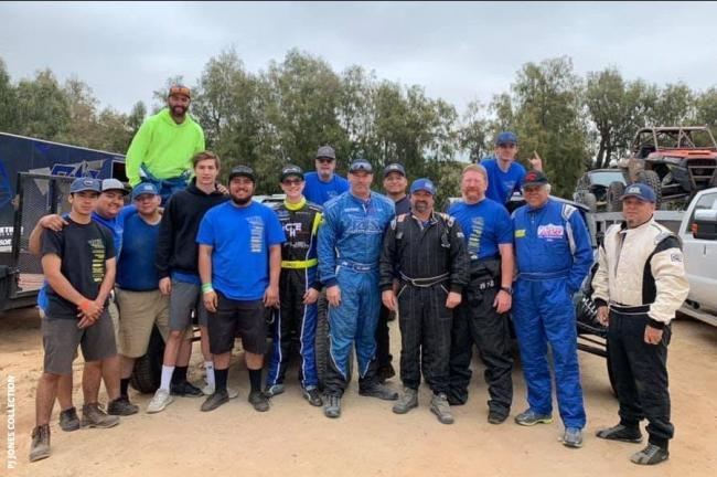 PJ Jones Don Prudhomme and Nick Firestone Return to the NORRA Mexican 1000 10