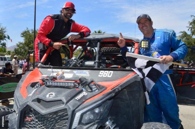 PJ Jones Don Prudhomme and Nick Firestone Return to the NORRA Mexican 1000 3