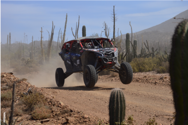 PJ Jones Don Prudhomme and Nick Firestone Return to the NORRA Mexican 1000 4