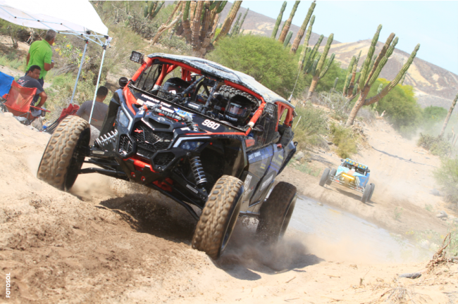 PJ Jones Don Prudhomme and Nick Firestone Return to the NORRA Mexican 1000 5