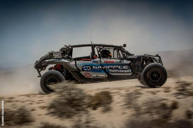 PJ Jones Don Prudhomme and Nick Firestone Return to the NORRA Mexican 1000 7